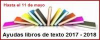 LIBROS DE TEXTO EN RÉGIMEN DE PRÉSTAMO